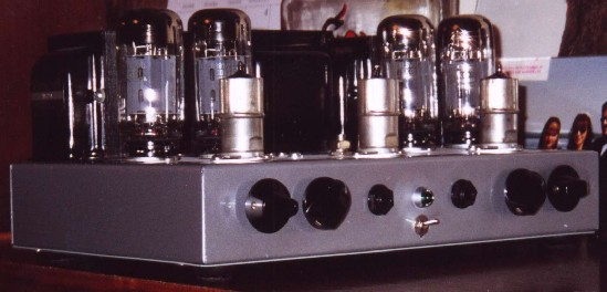 My Stereo Tube Guitar Power Amp